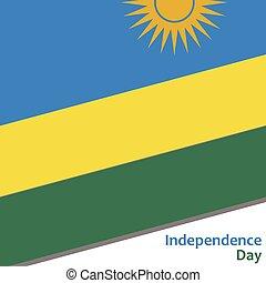 ruanda, giorno, indipendenza