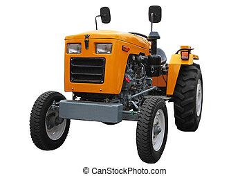 ruota, trattore