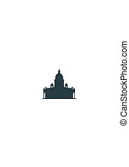 russia., isaac, petersburg, santo, cattedrale