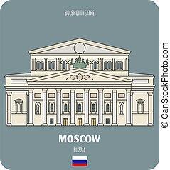 russia, mosca, teatro, bolshoi
