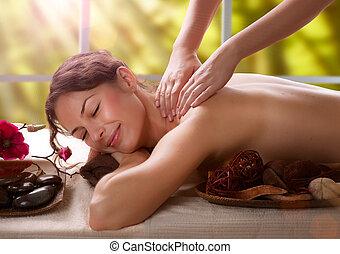 salone, massage., terme