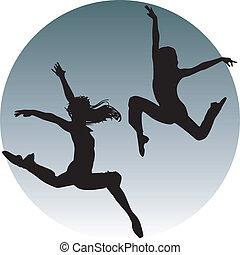 salto, adolescenti
