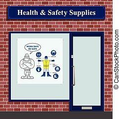 salute, sicurezza, provviste