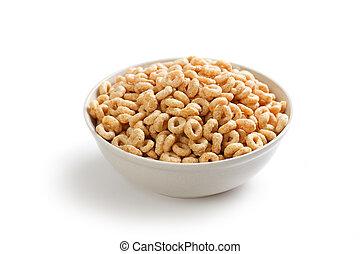 sano, anelli, cereale