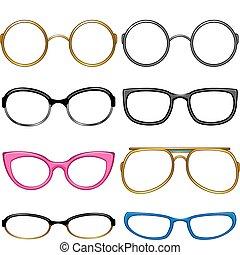 sapore, ogni, collezione, occhiali