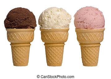 sapori, gelato