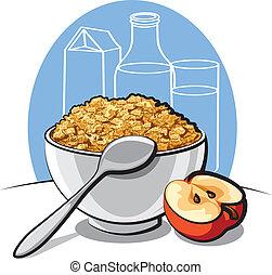 saporito, cornflakes