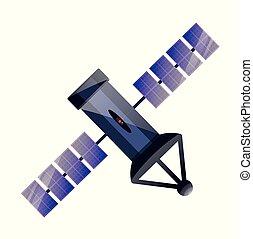 satellite, gps