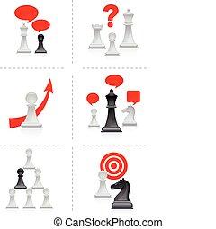 scacchi, metafore