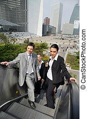 scala mobile, persone affari