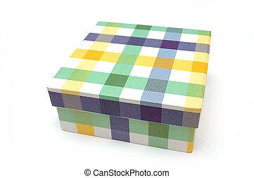 scatola, 3, 5, regalo