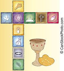 scheda, religione