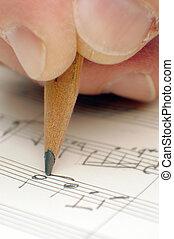 scrittura, canzone