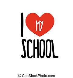 scuola, amore