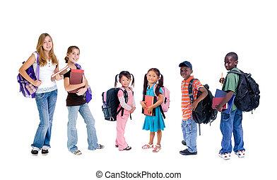 scuola, diversità