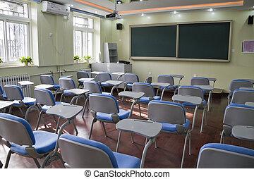 scuola elementare, aula