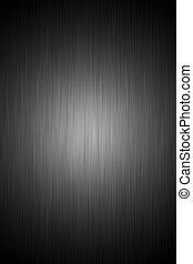 scuro, acciaio, spazzolato, struttura