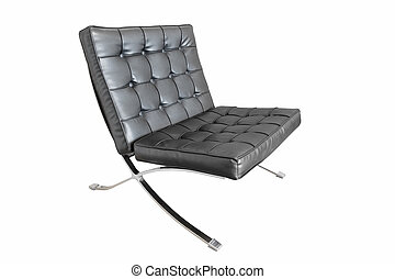 sedia, isolato, barcellona