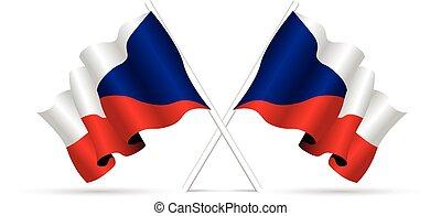 segnalatore ceco, repubblica
