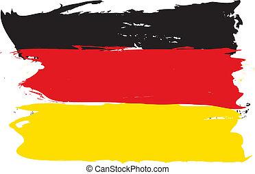 segnalatore tedesco, grunge