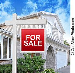 segno, casa, vendita