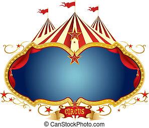 segno, circo