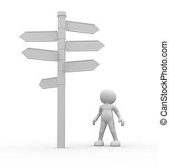 segno direzionale