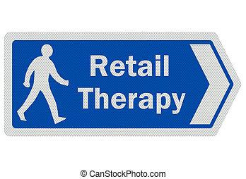 ', segno, foto, isolato, realistico, therapy', bianco, vendita dettaglio