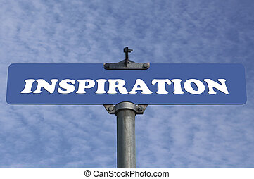segno strada, ispirazione