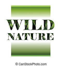 selvatico, natura