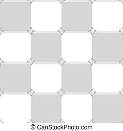 semplice, astratto, pattern., vettore, fondo, geometrico