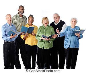seniors, canto