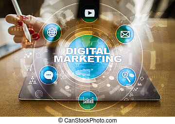 seo., concept., smm., advertising., digitale, internet., online., tecnologia, marketing