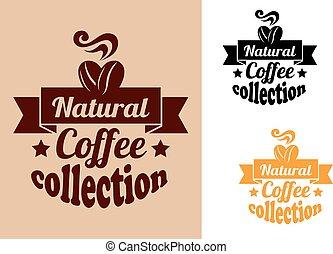 serie caffè, naturale, bandiere