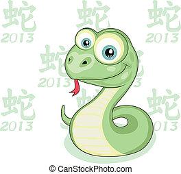 serpente, anno