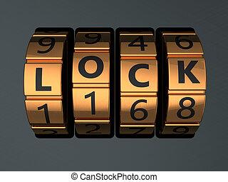 serratura, codice