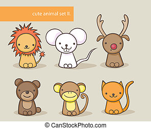 set, animale
