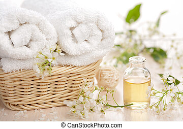 set, aromatherapy, terme
