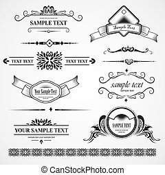 set, elementi, disegno