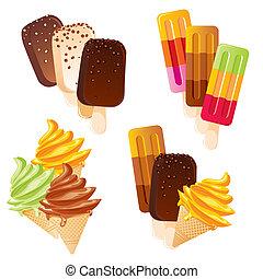 set, gelato