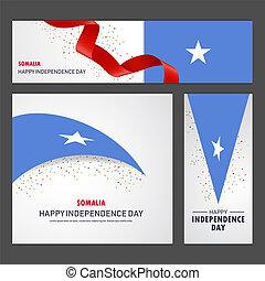 set, somalia, fondo, bandiera, giorno, indipendenza, felice
