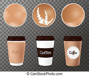 set, tazze caffè