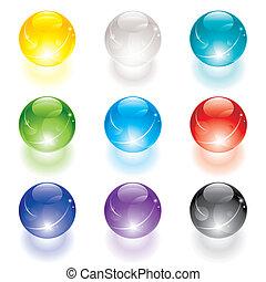 sfera cristallo
