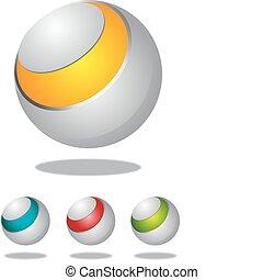 sferico, disegnare elemento