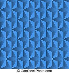 sfondo blu, piramidi