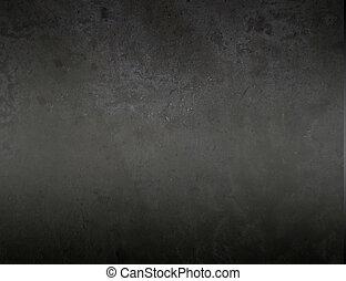 sfondo nero, struttura