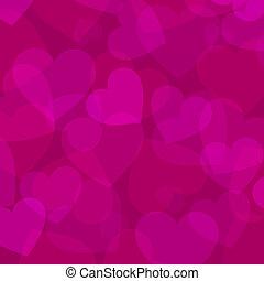sfondo rosa, cuore, astratto