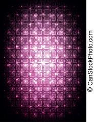 sfondo rosa, digitale