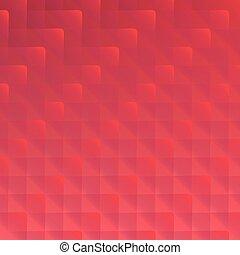 sfondo rosso, vettore, astratto
