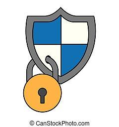 sicurezza, cyber, digitale